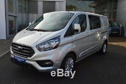 16 Ford Transit Custom Alloy Wheels Mk8 Mk7 Mk6 Limited Alloy Wheels 2001-2019