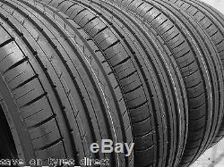 18 Black M Sport Alloy Wheels 2554518 XL Tyres Ford Custom Van Kombi Transit