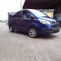 18 Dark Silver Alloy Wheels All Ford Transit Vans Custom ST 2454518 Tyres XL