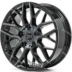 18 Grey ZX11 Alloy Wheels Fits Ford Transit Custom Tourneo Rated 1000kg 5X160