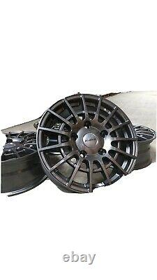 18 New Alloy Wheels And Tyres Ford Transit Van Custom Commercial Van Rated