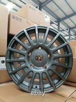 18grey Sport Ford Transit Alloy Wheels-Rated Van MK6 /MK7 /MK8-st style-& Tyres