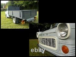 1975 Ford Mk 1 Transit Custom