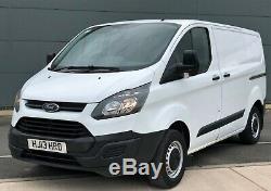 2013 (13) Ford Transit Custom 270 Eco Tech White PLUS V. A. T