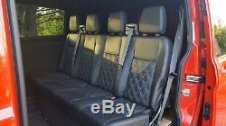 2013 Ford Transit Custom L1 (Race) Red SWB 290 Sport Combi Van £14,200 NO VAT