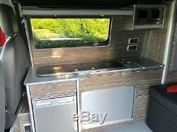 2014 14 Plate Ford Transit Custom Sport Camper 2.2tdci 155 Bhp Only 54k Miles