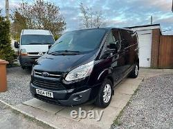 2014 64 Ford Transit Custom 2.2 TDCi 155PS Low Roof Limited NO VAT