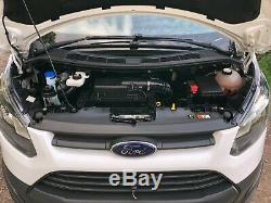 2014 64 Ford Transit Custom 2.2 Tdci 290 Swb L1 H1 100 Bhp Euro5 Eco-tech Van