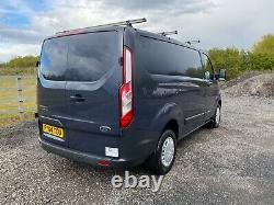 2014 64 Ford Transit Custom 2.2 Tdci Trend Swb 270 L1 H1 Grey Ecotech Van No Vat