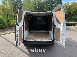 2014 64 Ford Transit Custom Van 290 Eco-tech Swb 100 Bhp E/w B/tooth 79k No Vat