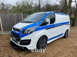 2014, Ford Transit, Custom, 2.2tdci, M Sport Recreation, Wow, No Vat