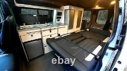 2014 Ford Transit Custom Camper Van, Day Van, Campervan 88k Miles NO VAT