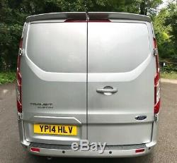 2014 Ford Transit Custom Limited No Vat lwb