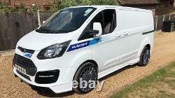 2014 Ford Transit, Custom, Sport Recreation, Msrt, No Vat