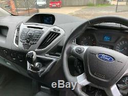2014 Ford Transit Custom Trend 290 Ecotec 2.2 Full History No Vat No Vat