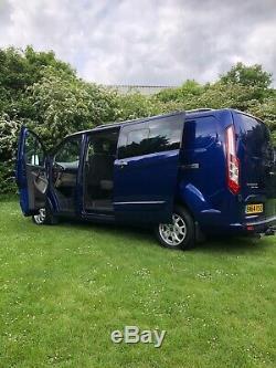 2014 Transit Custom Crew Van NO VAT