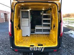 2015 65 Ford Transit Custom 2.2 Tdci 125 310 Swb L1 H1 Van Air Con Rear Tailgate