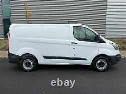 2015 65 Ford Transit Custom Van 290 Eco-tech Swb 100 Bhp E/w B/tooth 68k No Vat