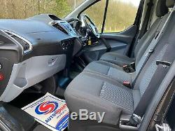 2015 Ford Transit Custom 2.2 Tdci 125 Trend Black