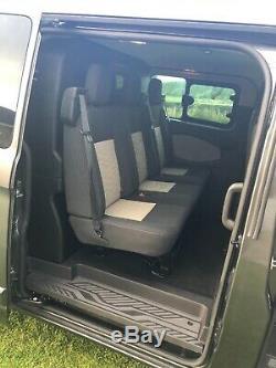 2015 Ford Transit Custom Crew Cab Limited
