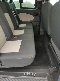 2015 Ford Transit Custom Crew Van LIMITED DOUBLECAB