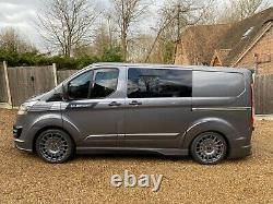 2015 Ford Transit, Custom, Crew Van, M Sport Recreation, Msrt, Dog Van, No Vat
