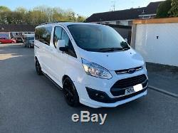 2015 Ford Transit Custom Limited Crew Cab