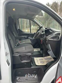 2015 Ford Transit Custom Van 270 Eco-tech 2.2 Tdci Low Miles E/w B/t No Vat