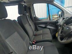 2015 Ford Transit Mk8 Custom Van 270 Lr P/v 2.2d, 57k, H. P. I. Clear No V. A. T