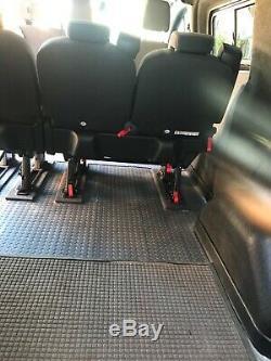 2015 Ford transit Custom Crew Cab 6 seats