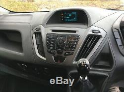 2015 ford transit custom, stolen recoverd