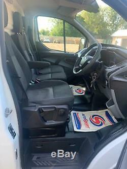 2016 66 Ford Transit Custom 290 Eco-tech Swb 100 Bhp E/w Bluetooth No Vat