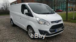 2016 66 Ford Transit Custom LWB 290 Limited E-Tech 2.2 TDCi 40k Miles NO VAT