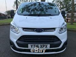 2016 FORD TRANSIT CUSTOM 290, LWB, FSH 35k, A/C, CLEAN IN & OUT! SOLD! More