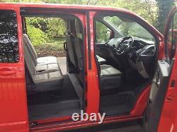 2016 Ford Transit Custom 2.2 Limited Double Cab 6 Seat Crew 6 Doors Van No Vat
