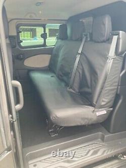 2016 Ford Transit Custom, 2.2 TDCI, Crew Cab, 6 Seats, Body Kit, Msport Alloys