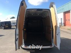 2016 Ford Transit Custom Limited 2.2 Tdci 125 290 Lwb High Roof No Vat L2 H2