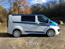 2016 Ford Transit Custom M Sport Replica 7 Seats
