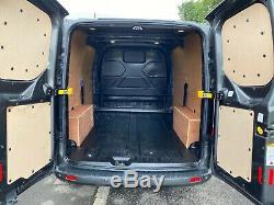 2016 Ford Transit Custom Sport Grey 155