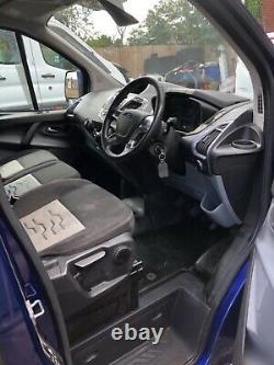 2016 Ford transit custom limited no vat