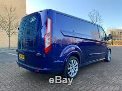 2017 (67) Ford Transit Custom Sport 2.0TDCi 170 LWB L2H1
