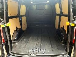 2017 Black Ford Transit Custom MS-RT price inclusive of VAT