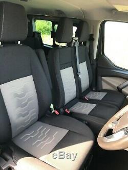 2017 Ford TRANSIT CUSTOM LWB LIMITED CREW CAB 2.0 TDCI 130 270 Diesel Manual