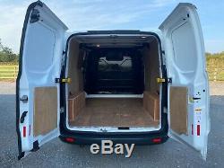 2017 Ford Transit Custom 2.0 Tdci Swb Eco Tech 270 L1h1 Euro 6 Add Blue Van Fsh