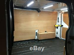 2017 Transit Custom 290 Limited Swb Transit Electric Pack / Sat Nav No Vat
