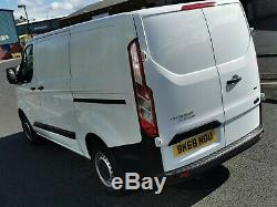 2018 (68) Ford Transit Custom 300 L1h1 (lowest Mileage On The Net 8866 Miles)
