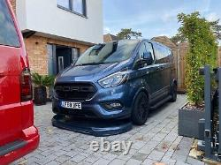 2018 (68) Ford Transit Custom Limited Kombi 170 with FFSH Fully loaded