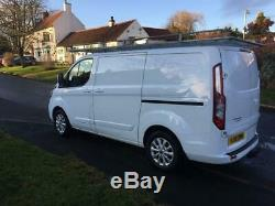 2018 Ford Transit Custom 280 Limited 130bhp NO VAT