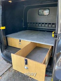 2018 Ford Transit Custom 290 LIMITED AUTOMATIC CREWithDAY/CAMPER