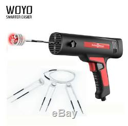 220V EU Plug Induction Ductor Magnetic Heater Bolt Remover Flameless Heat